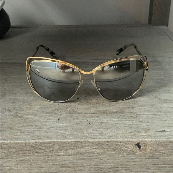 Michael Kors Women's Cat Eye Sunglasses